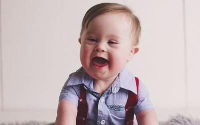 Indignación por un bebé con síndrome down que fue rechazado en una agenc...