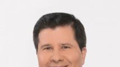 El meteorólogo Eduardo Rodríguez