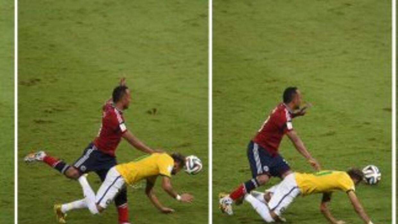 Neymar ya ha mandado un mensaje al pueblo brasileño donde se muestra opt...
