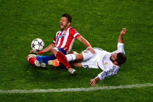 Al iniciar el alargue, se notaba a un Madrid más dispuesto a term...