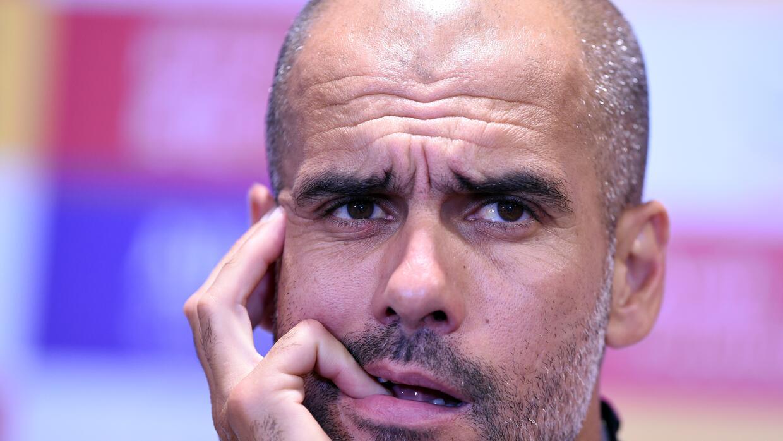 El entrenador catalán todavía no decide si seguirá con el Bayern Munich