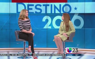 Raquel Regalado explica por qué aspira a la alcaldía de Miami Dade