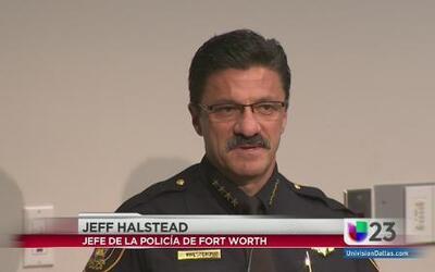 Renunció el Jefe de Policía de Fort Worth