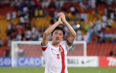 Jiang Zhipeng, selección de China
