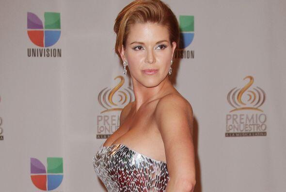 """Alicia Machado: """"Estoy muy consternada! Guerrera hermosa ejemplo de luch..."""