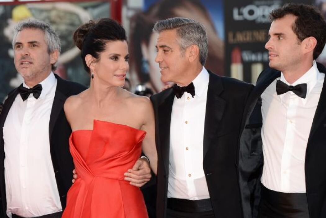 Gravity, película del mexicano Alfonso Cuarón fue elegida para abrir el...