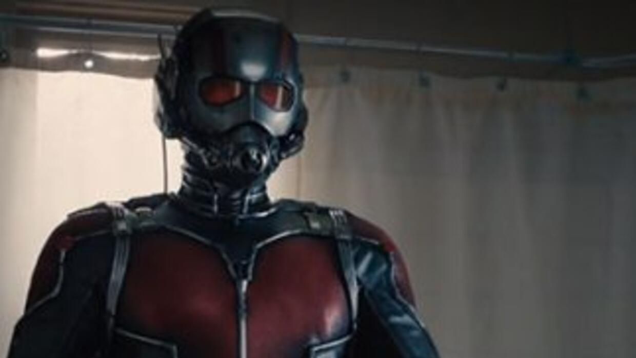 Ant Man Trailer