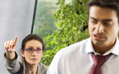 Discutimos cuál es la mejor manera de lidiar con un jefe intransigente