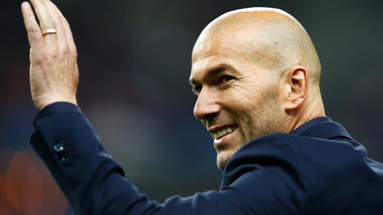 Zidane suena como relevo de Benítez