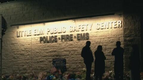 Departamento de Policía de Little Elm cierra sus puertas en honor a Jerr...