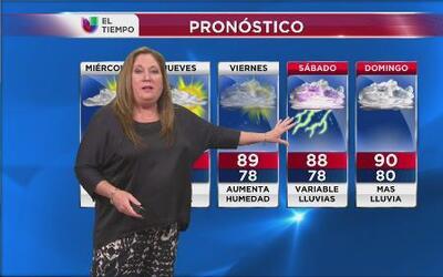 Se avecina una onda tropical para Puerto Rico