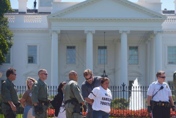La casa Blanca alista medidas migratorias que serán anunciadas a...