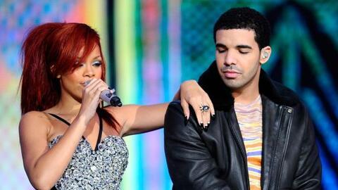 Rihanna sale otra vez con Drake