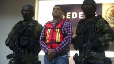 Entre las capturas más relevantes destaca la de Carlos Oliva Castillo, a...