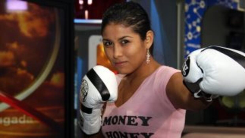Arely Muciño expondrá título contra Susana Vázquez (Foto: HG Boxing)