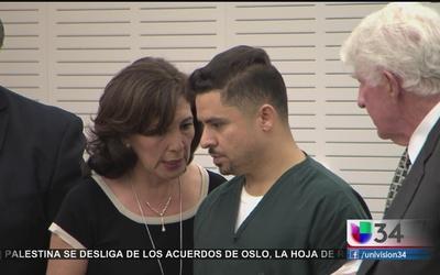 Larry Hernández será extraditado