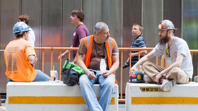 La mayor cantidad de la clase obrera vive entre Brooklyn y Queens, pero...