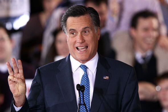 Romney dirigió el fondo de inversiones durante 15 años, donde acumuló fo...