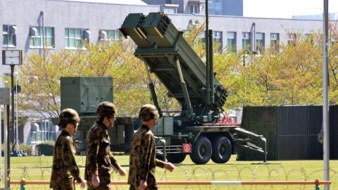 El sistema de defensa antimisiles de Japón PAC-3 es muy limitado y ahora...
