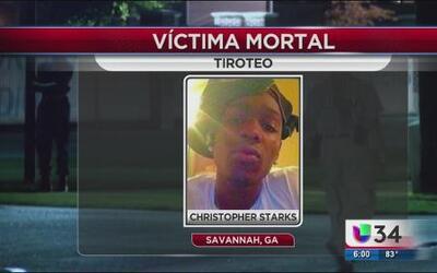Estudiante universitario muere baleado