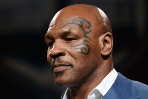 Otro de los grandes escándalos fue el del boxeador, Mike Tyson, q...