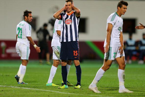 Y aunque estaban ilusionados con salvar el mal año, Monterrey fracasó en...