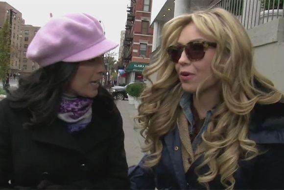 Thalía abrió su corazón y le mostró sus lugares favoritos en la Gran Man...