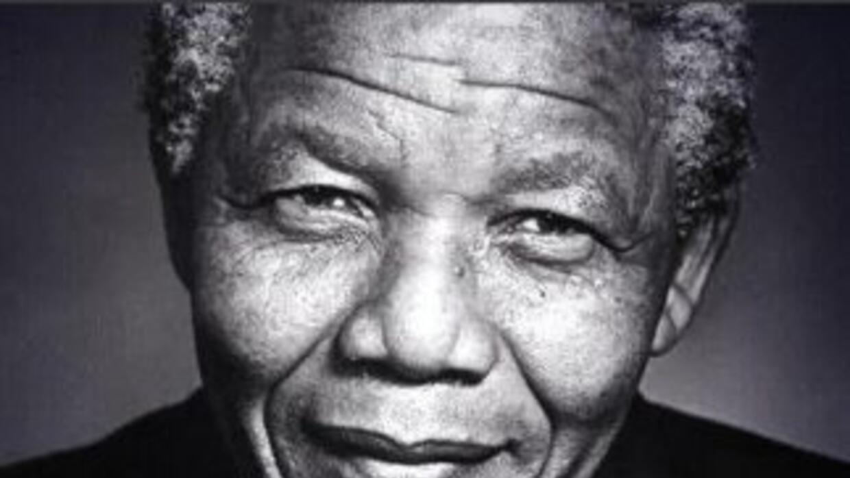 Madiba hizo historia al ser elegido presidente en las primeras eleccione...