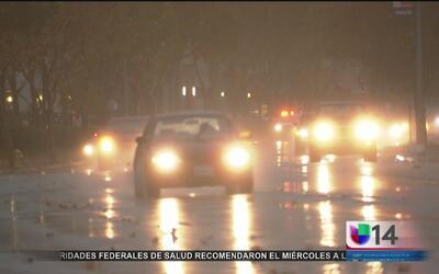 Tormenta invernal causa estragos en el Área de la Bahía
