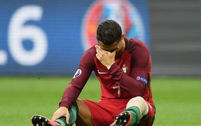 Cristiano Ronaldo final Eurocopa