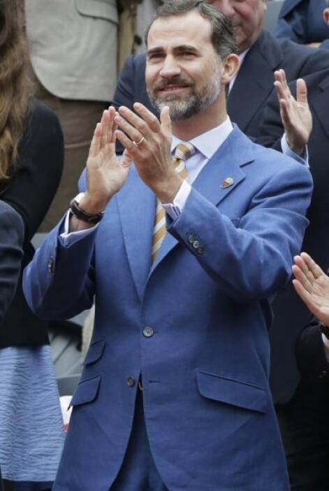 Tiene muchas cosas por la que preocuparse el todavía Príncipe Felipe de...