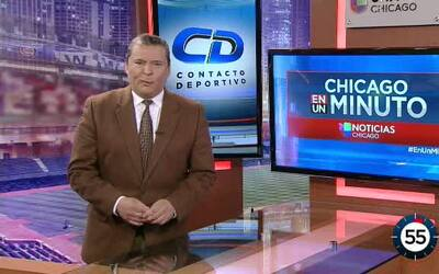 Contacto Deportivo Chicago en un minuto: Dónde estaba la camiseta de Tom...