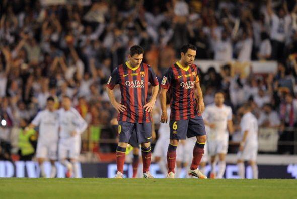 No llegó el gol del empate y Barcelona se quedó sin t&iacu...