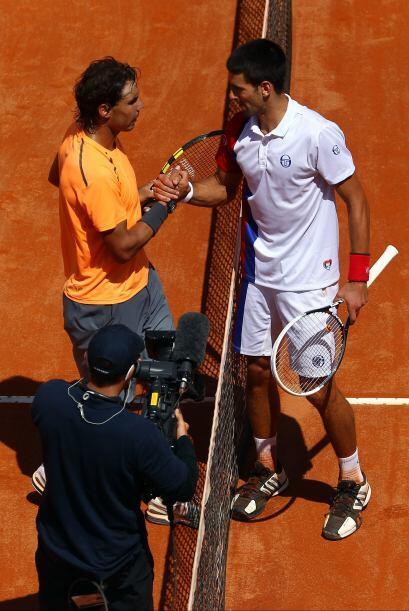 Con este duelo, Djokovic y Nadal se han enfrentado ya en 32 ocasiones, c...
