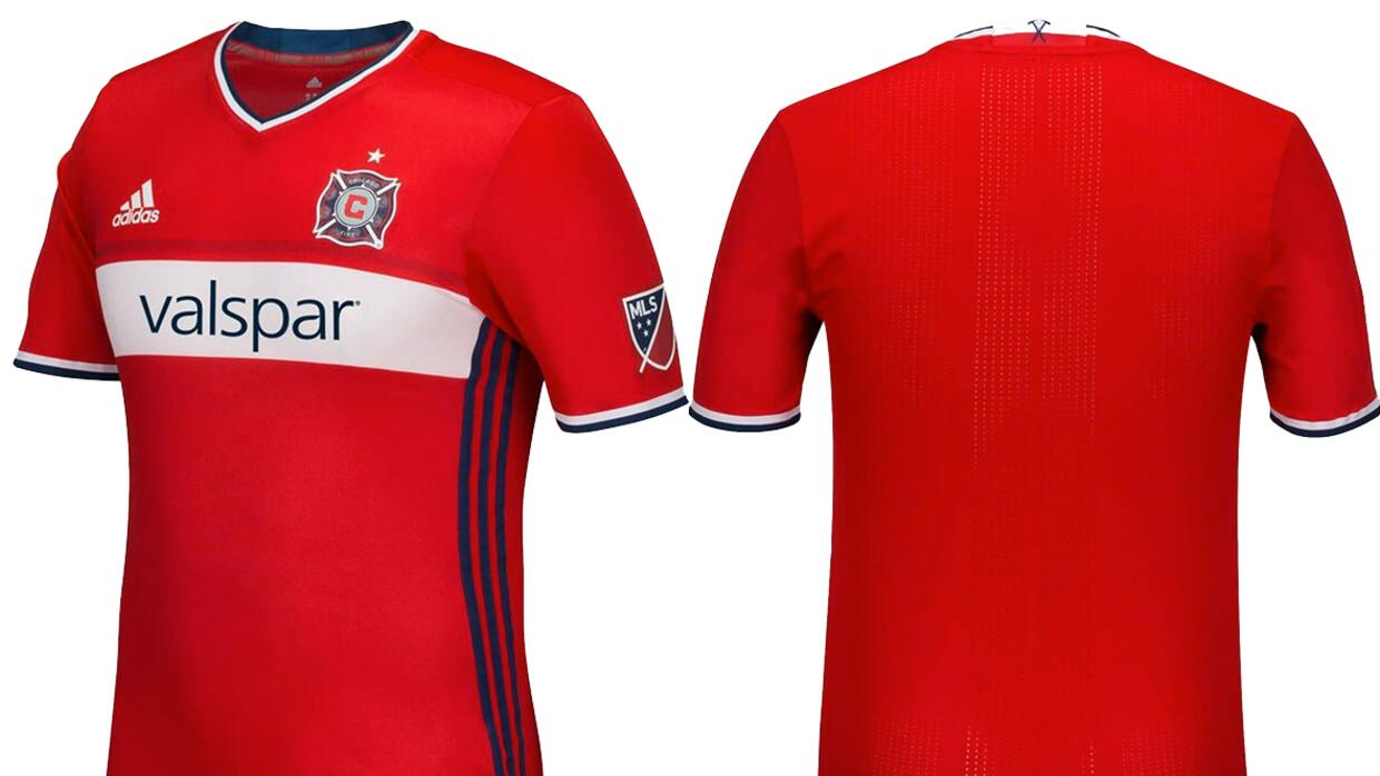 Camiseta del Chicago Fire