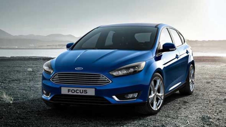 El nuevo Focus se une a el estilo de diseño de la gama de autos Ford.