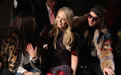 Tiffany Trump en Fashion Week