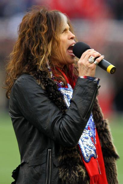 Con su grupo Aerosmith, Steven Tyler ha vendido más de 150 millones de d...
