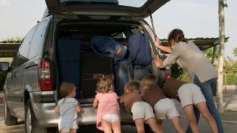 ¿Familia numerosa? Es difícil sobrevivir, pero no imposible.