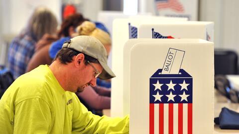 """Las elecciones especiales suelen ser vistas como una """"termóm..."""