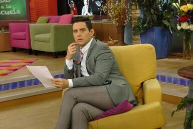 Alejandro Chabán en Despierta América