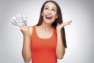 Siempre es bueno recibir dinero, sea de reembolsos o pensiones del Gobie...