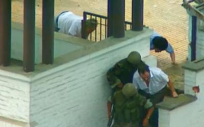 Rehenes del Terror parte 5: Tras meses de cautiverio, decenas de rehenes...