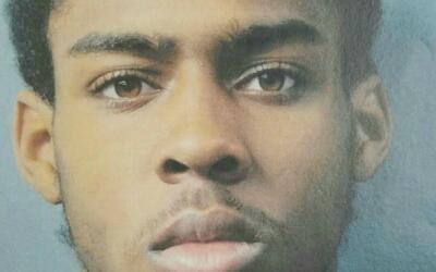 Rashad Williams, de 24 años, fue arrestado la tarde del domingo.