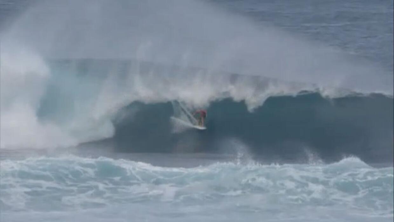 Lo mejor del Pipe Master del Mundial de Surf