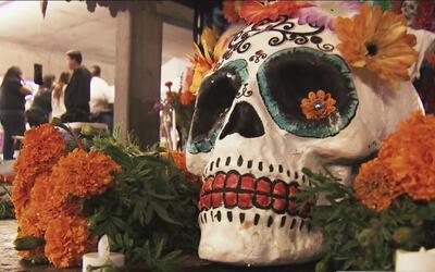 El Día de los Muertos también se celebra en Sacramento