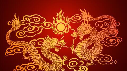 mes del dragon