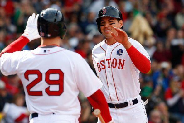 La mejor medida de la normalidad  en Boston es la apertura del primer ju...
