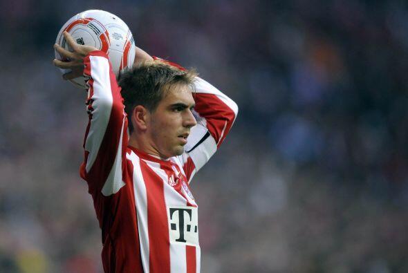 El defensor de la selección alemana sigue siendo uno de los mejor...