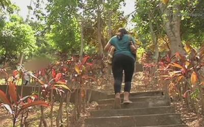 Reaparece la mujer que fue amenazada de muerte por pandillas salvadoreñas